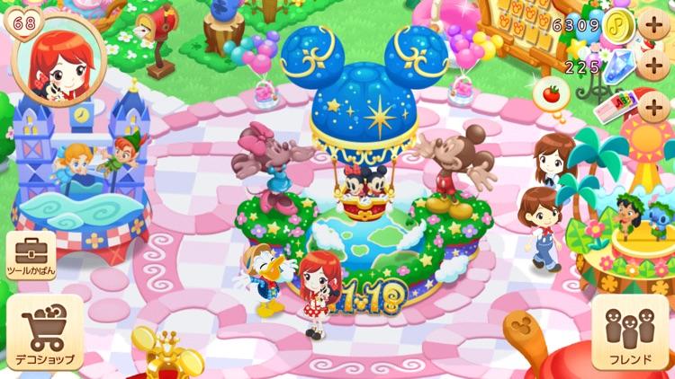 ディズニーマジカルファーム ~マジックキャッスルストーリー~ screenshot-4
