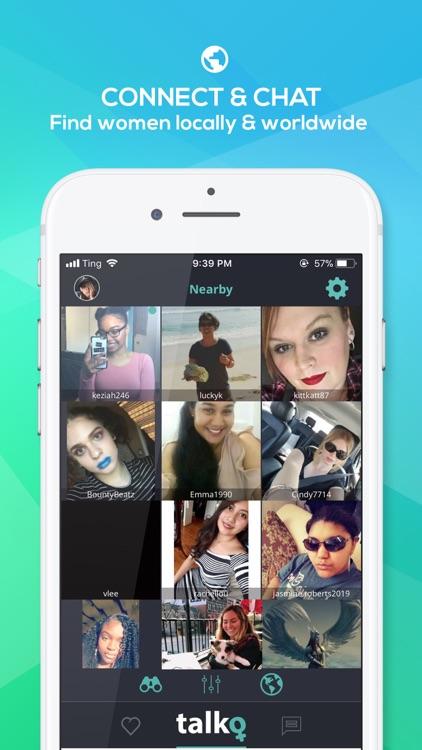 Talko: Lesbian Dating & Chat