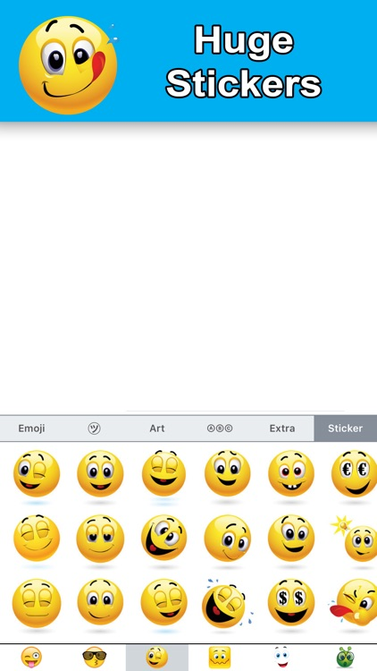 New Emoji - Extra Smileys screenshot-4