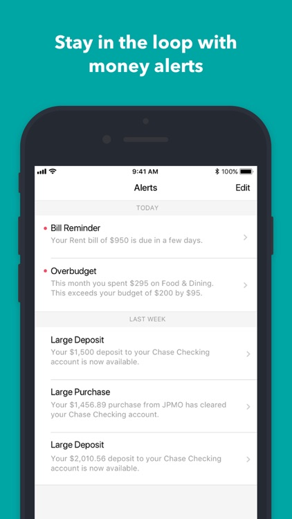 Mint:Personal Finance & Money screenshot-6