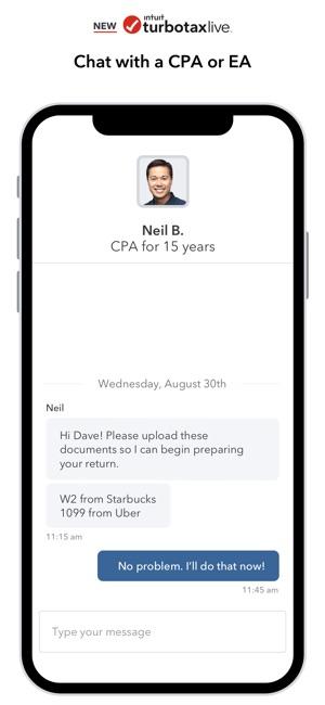 u200eturbotax tax return app on the app store
