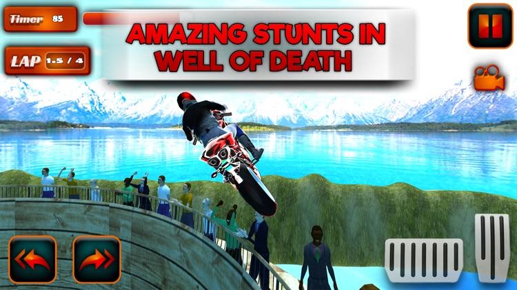 Well of Death Stunts Dare screenshot-3