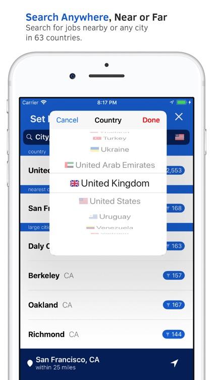 JobAware: Smarter Job Search screenshot-3