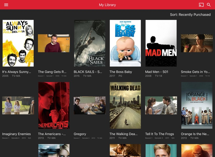 Redbox On Demand screenshot-3
