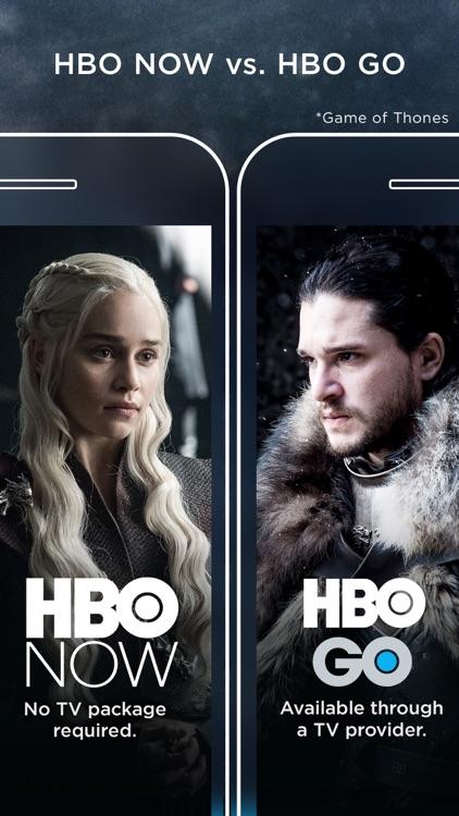 HBO NOW: Stream TV & Movies screenshot-3