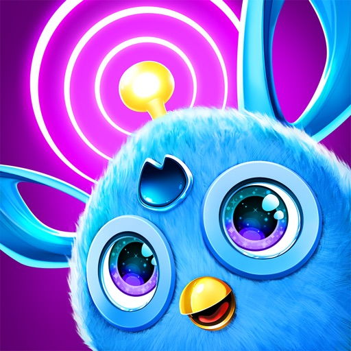 FURBY CONNECT World iOS App