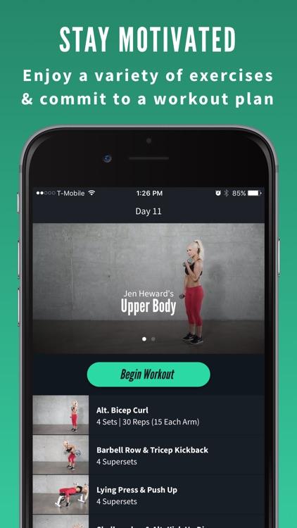 Fitplan: #1 Personal Trainer App