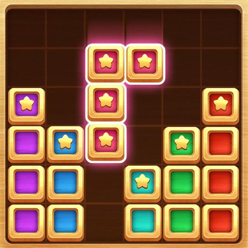 Block Puzzle - Wood Star