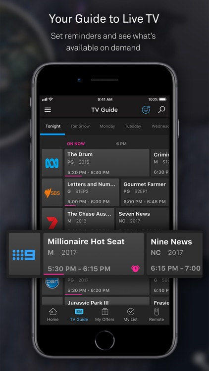 Telstra TV by Telstra Corporation Limited