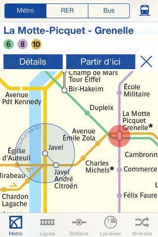 Metro Paris Subway screenshot 1