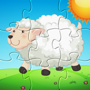 Farm Animal Puzzles for Kids