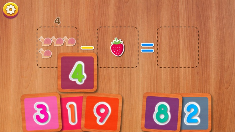 Math Kids Count, Add, Subtract screenshot-9