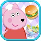 赤ちゃん くま ハンバーガー ショップ icon