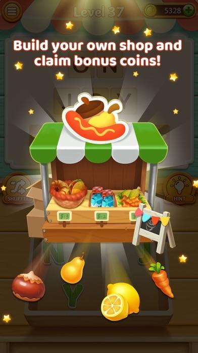 Word Shop - Brain Puzzle Games screenshot 3
