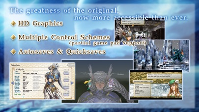 Screenshot 5 VALKYRIE PROFILE: LENNETH