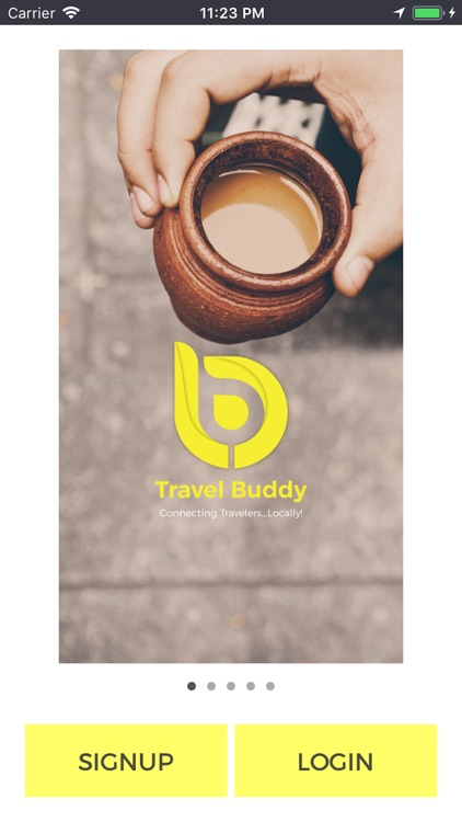 TravelBuddy - Travel Locally