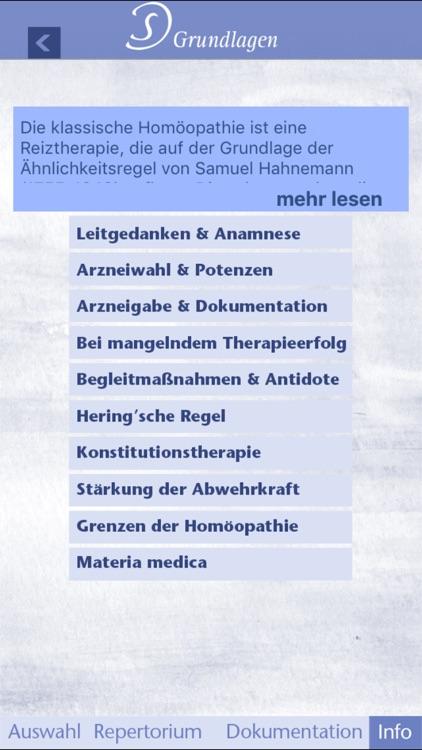 Homöopathie im Hebammenalltag screenshot-3