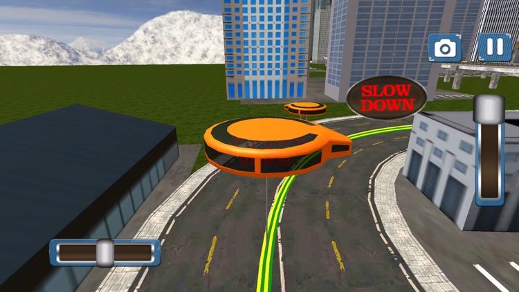 Gyroscopic City Bus Driving screenshot-3