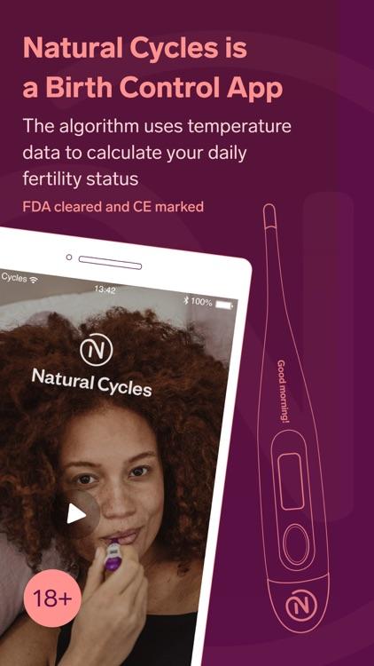 Natural Cycles - Birth Control screenshot-0