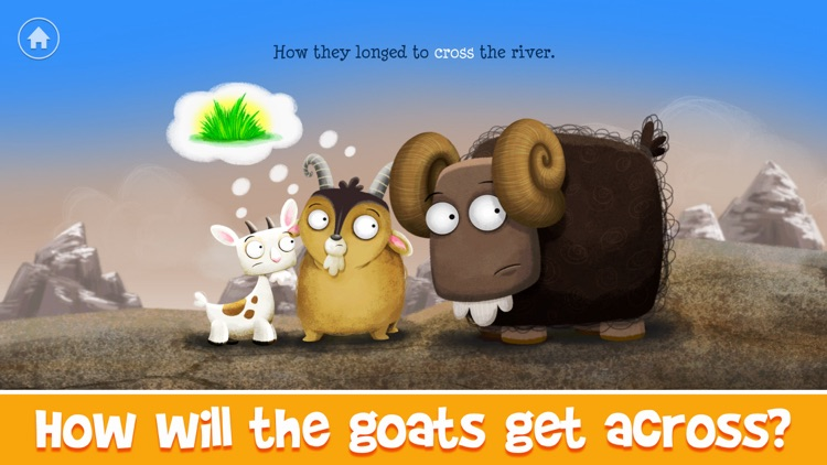 StoryTime: Billy Goats Gruff screenshot-3
