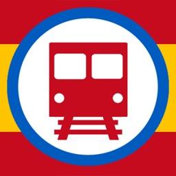 Metro ES - Madrid & Barcelona