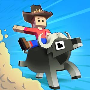 Rodeo Stampede: Sky Zoo Safari Games app