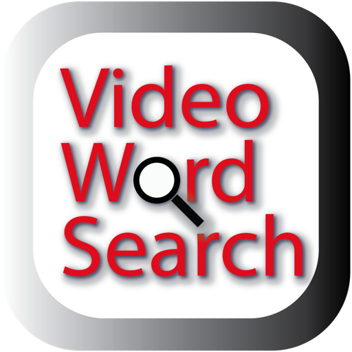 VideoWordSearch for YouTube