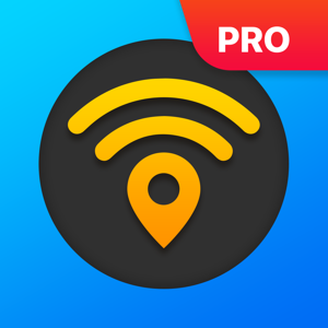 WiFi Map Pro - Scan & Get Passwords for free Wi-Fi app