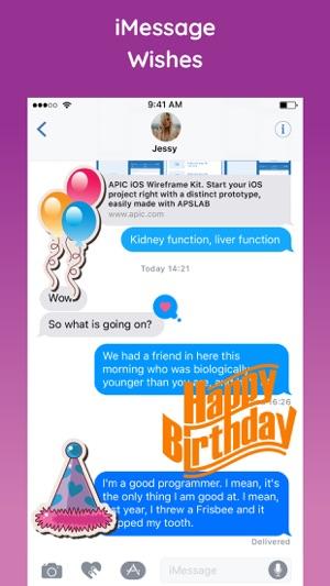 Happy Birthday Emoji Sticker On The App Store