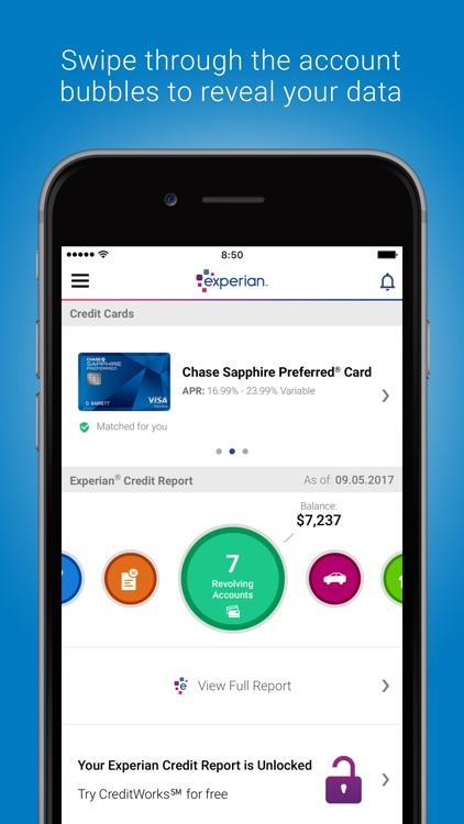 Experian - Credit Report screenshot-0