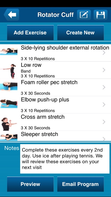 PhysPrac:Exercise Prescription