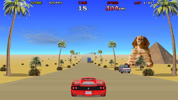 Final Freeway screenshot-4