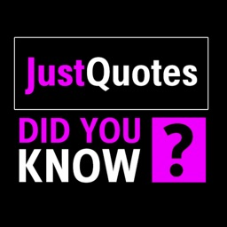 Just Quotes: Did You Know?