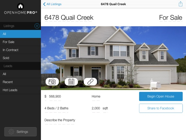 open home pro on the app store