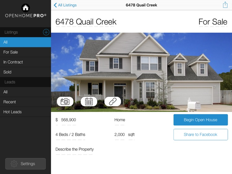 Open Home Pro®