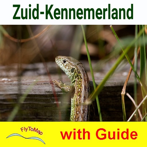 Zuid-Kennemerland NP GPS and outdoor map