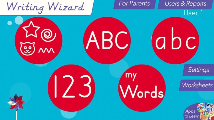Writing Wizard for Kids screenshot-7