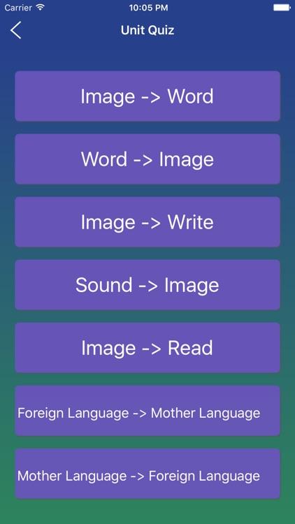 German Word Flashcards Learn screenshot-4