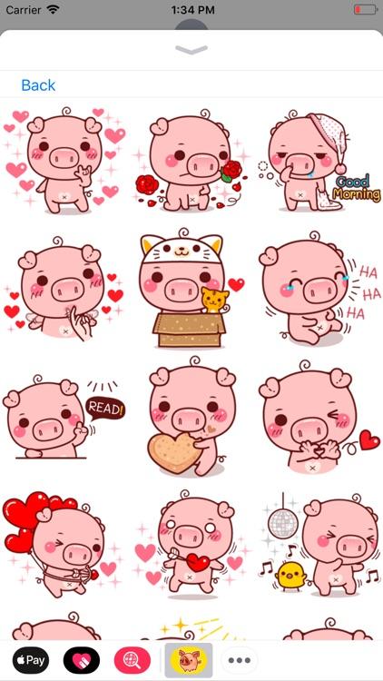 Piggy Stickers Collection screenshot-4
