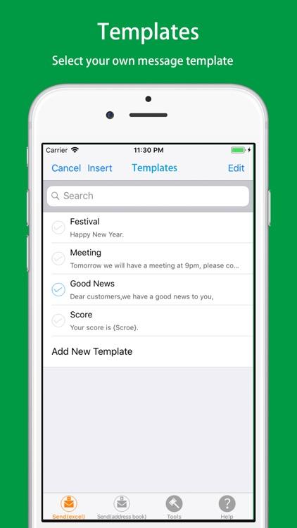 Group Text  - Group message screenshot-3