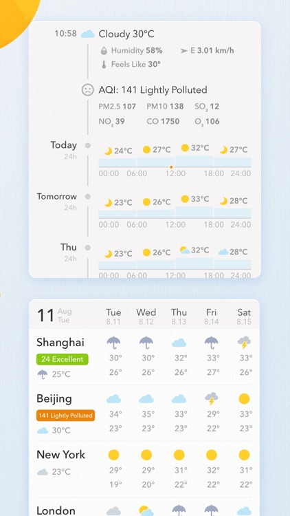 MyWeather - 10-Day Forecast screenshot-3