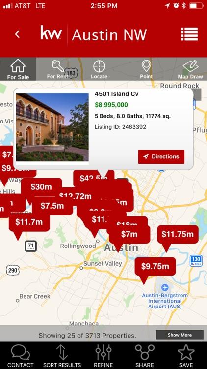 Keller Williams Real Estate screenshot-3