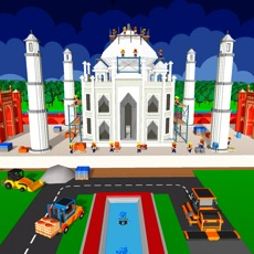 Activities of Taj Mahal Construction Games