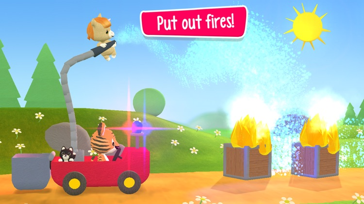 Little Tiger: Games for Kids screenshot-4