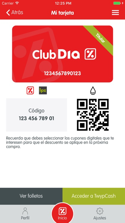 Club DIA: cupones y ofertas screenshot-1