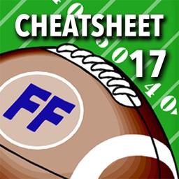 Fantasy Football Cheatsheet & Draft Kit 2017