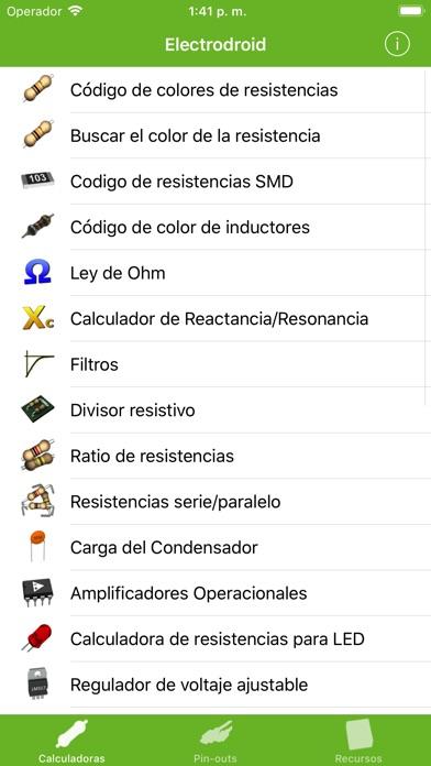 download Electrodroid Pro apps 0