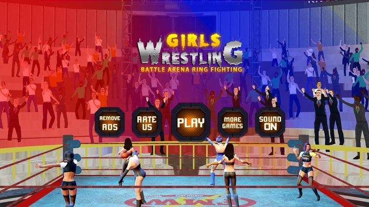 Girl Wrestling Superstar War screenshot-4