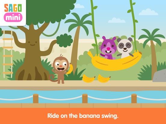 Sago Mini Zoo screenshot 11