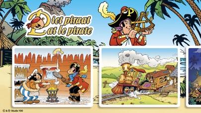 Puzzel Piet Piraat screenshot 6
